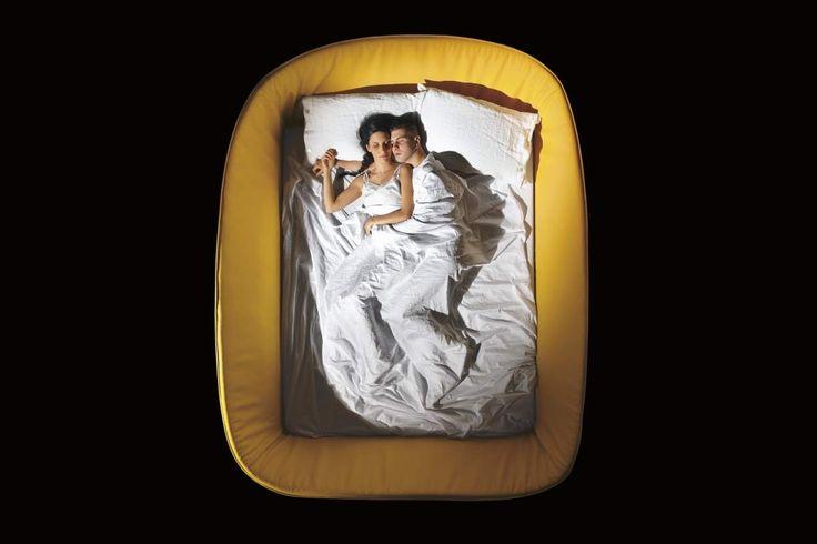 Colletto_bed, design by Nuša Jelenec #lagostudio #lago #design #beds #sleeping