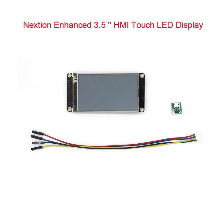 DIYmall Nextion Enhanced 3.5 inch LED LCD Display TFT Module https://www.aliexpress.com/store/product/Nextion-Enhanced-3-5-HMI-Touch-Display-for-Arduino-Raspberry-Pi/406986_32707790418.html
