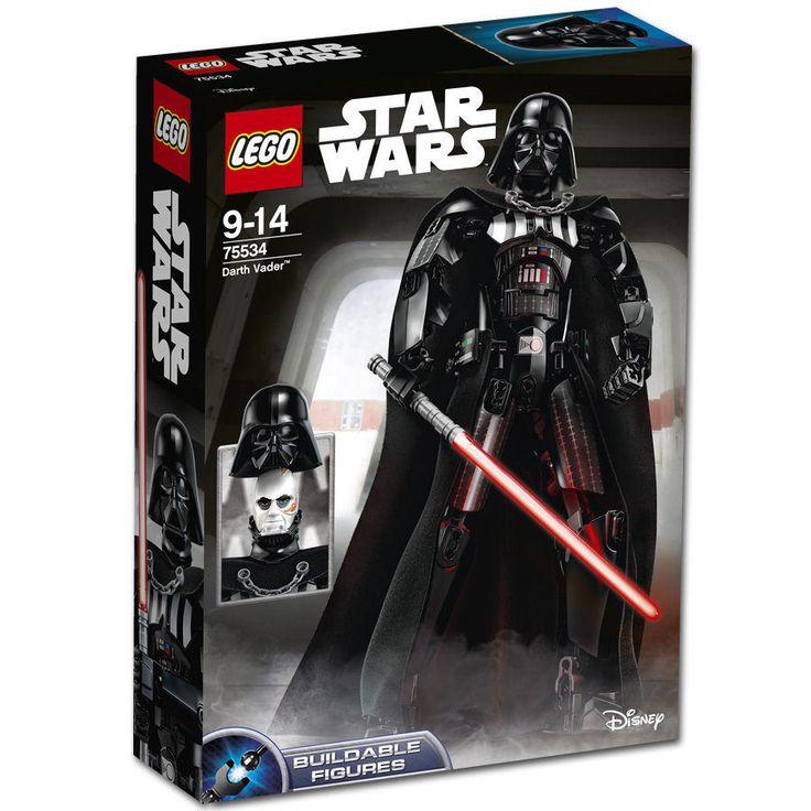 https://flic.kr/p/21JUSNK | LEGO Star Wars Darth Vader (75534) | Read more here: www.thebrickfan.com/lego-star-wars-2018-official-set-images/