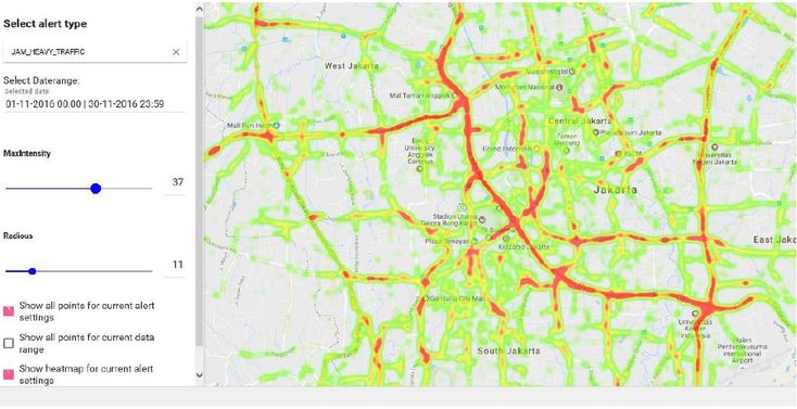 Big data revolution for traffic congestion : Interactive Coventry