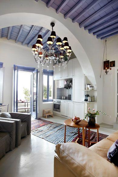 Mediterranean Living | Tinos
