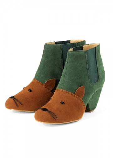 [Ne-net] Kangeroo Boots こんぱん / パンプス