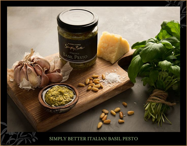 Bring the taste of Salento in Southern  Italy alive with our Simply Better Italian Basil Pesto. Made from fresh Italian Basil leaves and Italian Pecorino Romano cheese, this family recipe has been passed down from generation to generation and is guaranteed to add a distinct flavour to any dish.