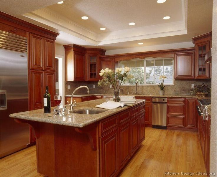 Kitchen Design Ideas With Oak Cabinets 89 best painting kitchen cabinets images on pinterest | kitchen