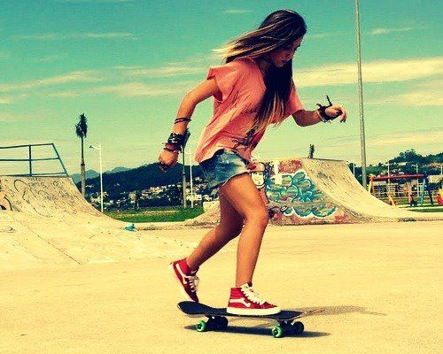 This is my style wish i was in California! I wanna move to LA