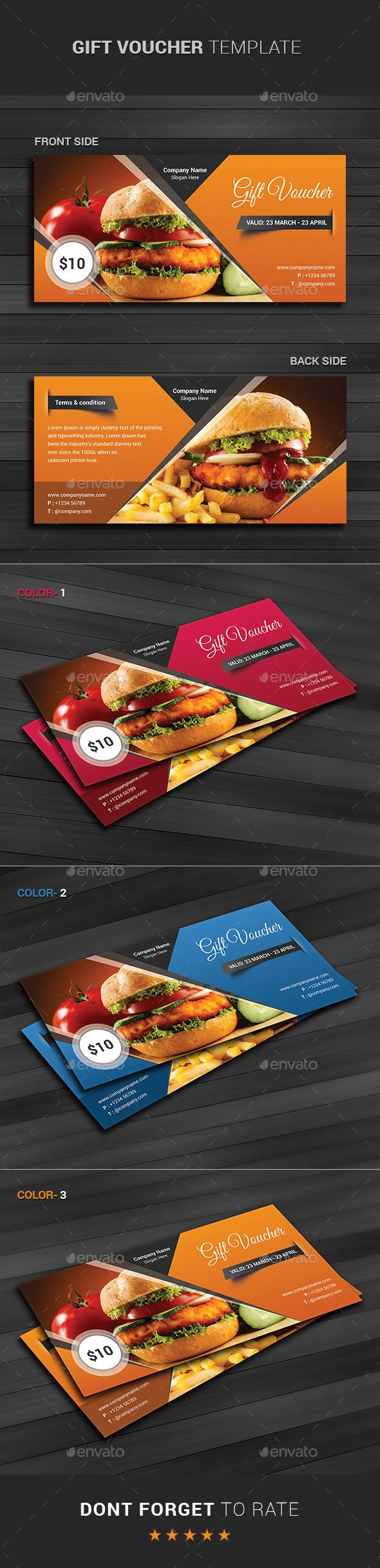 #Modern Gift Card.Download here: http://graphicriver.net/item/modern-gift-card-certificate/10881009?ref=arroganttype