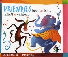 Vriendjes - Boos en blij - Alice Hoogstad