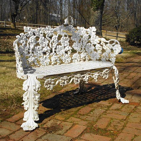 wrought iron antique lawn furniture bing images
