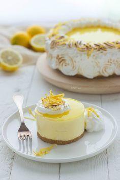 Bavarese meringata al limone2