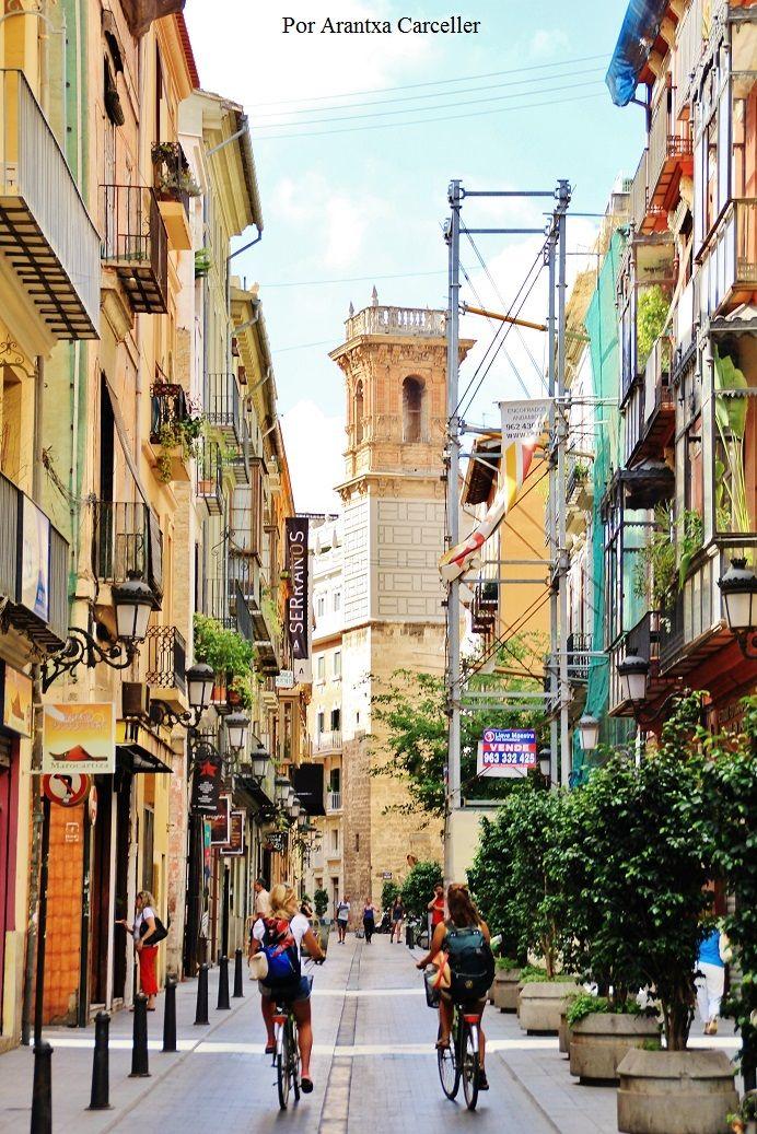 Paseando por Valencia