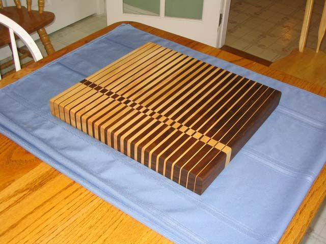 Tricky Cutting Board Glue Up Woodworking Ideas In 2018 Wood Boards