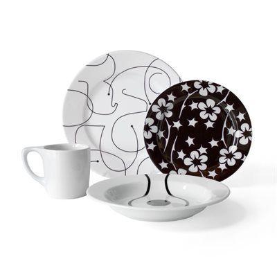 notNeutral 01202000 In-The-Mix 16-Piece Dinnerware Set