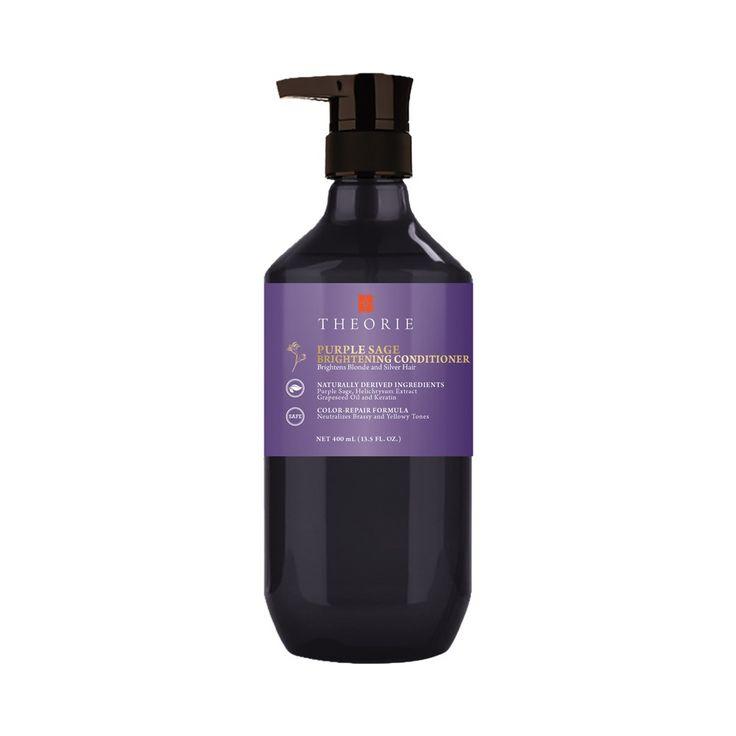 Buy 905832 Theorie Purple Sage Brightening Conditioner 400ml