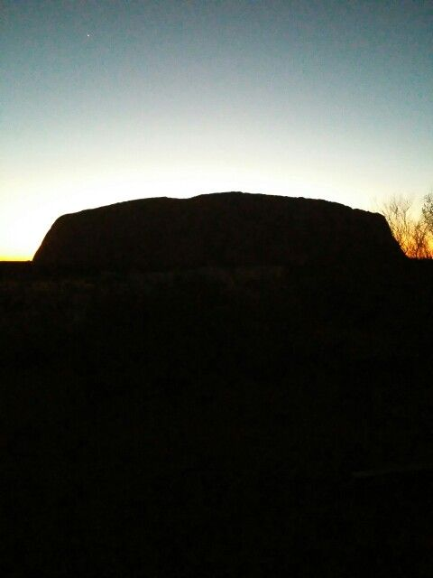 Uluru- sunrise