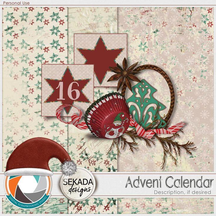 Collections :: A :: Advent Calendar 2016 :: Advent Calendar 2016: Dec. 16