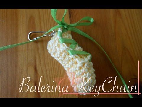 Share this:A great piece for fundraisers, craft fairs, or as a gift. Decorate your bag, back-pack, or key chain with a cute little ballerina shoe. Materials 1 crochet thread cotton (size 3) 1 crochet hook 3.5 mm (E-4) 1 1/2 … read more