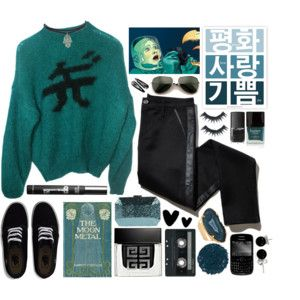 """The Moon Metal"" by ladyvalkyrie on Polyvore"
