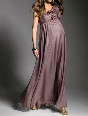 Abs Collection Sleeveless Empire Seam Maternity Dress Profile Photo