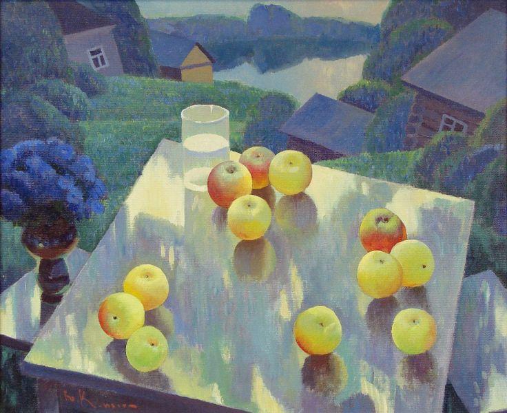 Summer still-life Yuri Konstantinov
