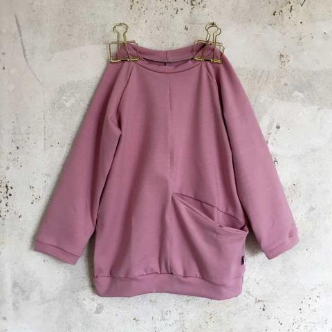Sweatshirt - Old Rose