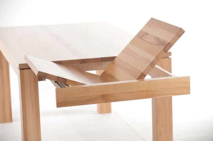 Vario - jídelní stůl - rozkládání detail rozkládání jídelního stolu