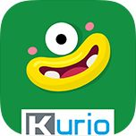 MY PRESCHOOL MONSTERS (ICON) - Mobile Game for preschool kids. Play with these funny monsters!! Available in the Kurio App Store.
