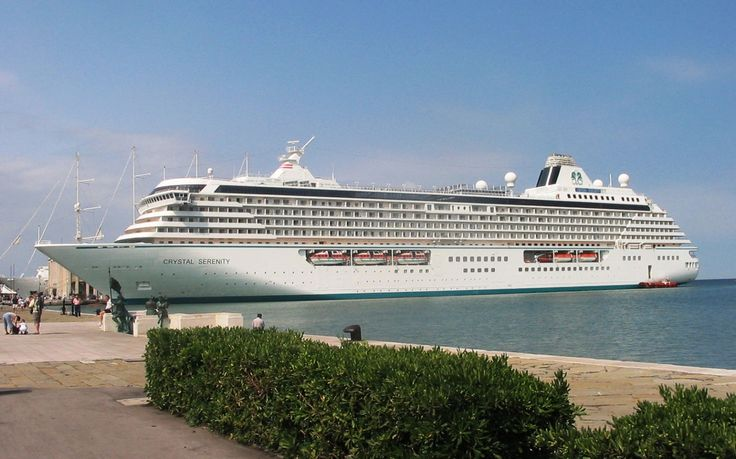 Crystal Serenity: Crystal's pair of luxury cruise ships don't do regular sailings in the Caribbean, so you have to plan ahead to snag a cabin on one of their shorter itineraries in the region.