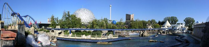 Europa-Park is the largest theme park in Germany and third most popular theme park resort in Europe.