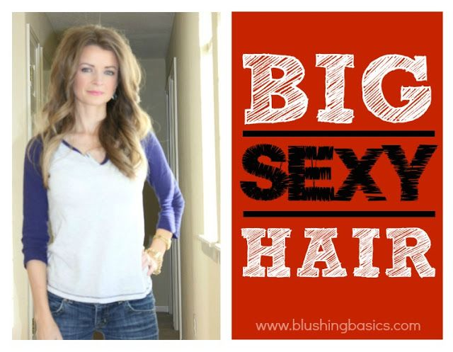a little volume for the holidays // blushing basics: Big (Teased) Hair Tutorial