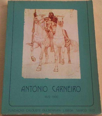 ANTÓNIO CARNEIRO 1872/1930 - Gulbenkian * 1973 Almada, Cova Da Piedade, Pragal E Cacilhas - imagem 1