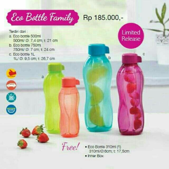 Temukan dan dapatkan Eco Bottle Family hanya Rp 155.000 di Shopee sekarang juga! #ShopeeID