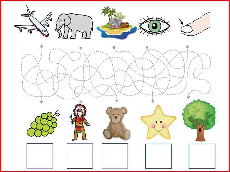 120 mejores im genes de atenci n seguimiento visual en for Actividades de jardin de infantes