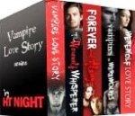 Vampire Love Story series by H T Night: Books Worth, Books Reading