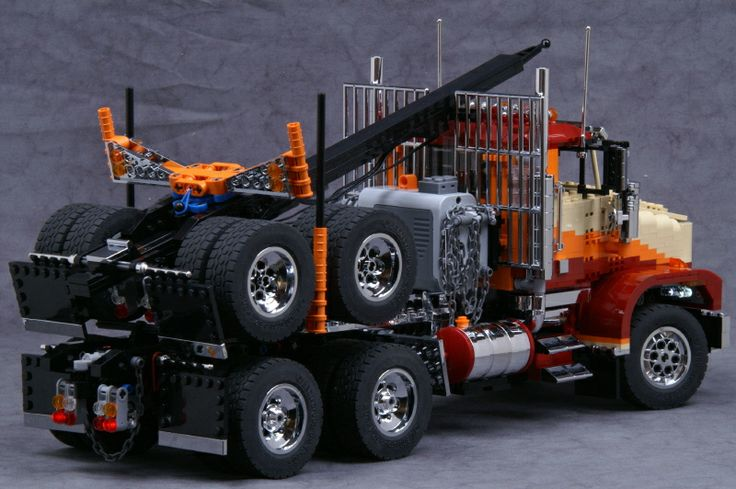 Lego truck                                                                                                                                                                                 More