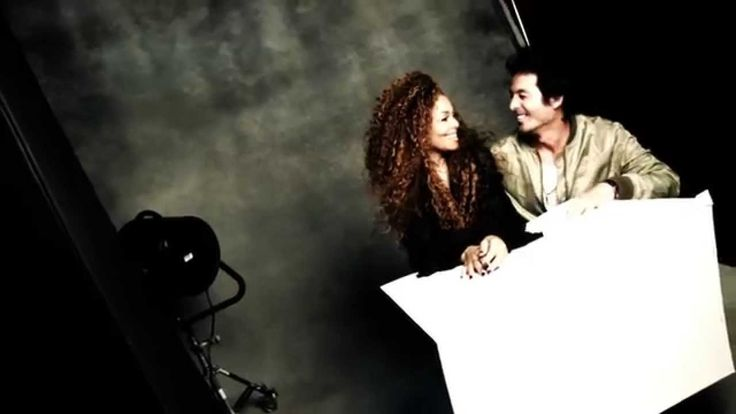 Behind The Scenes of Janet Jackson's Album Cover Shoot
