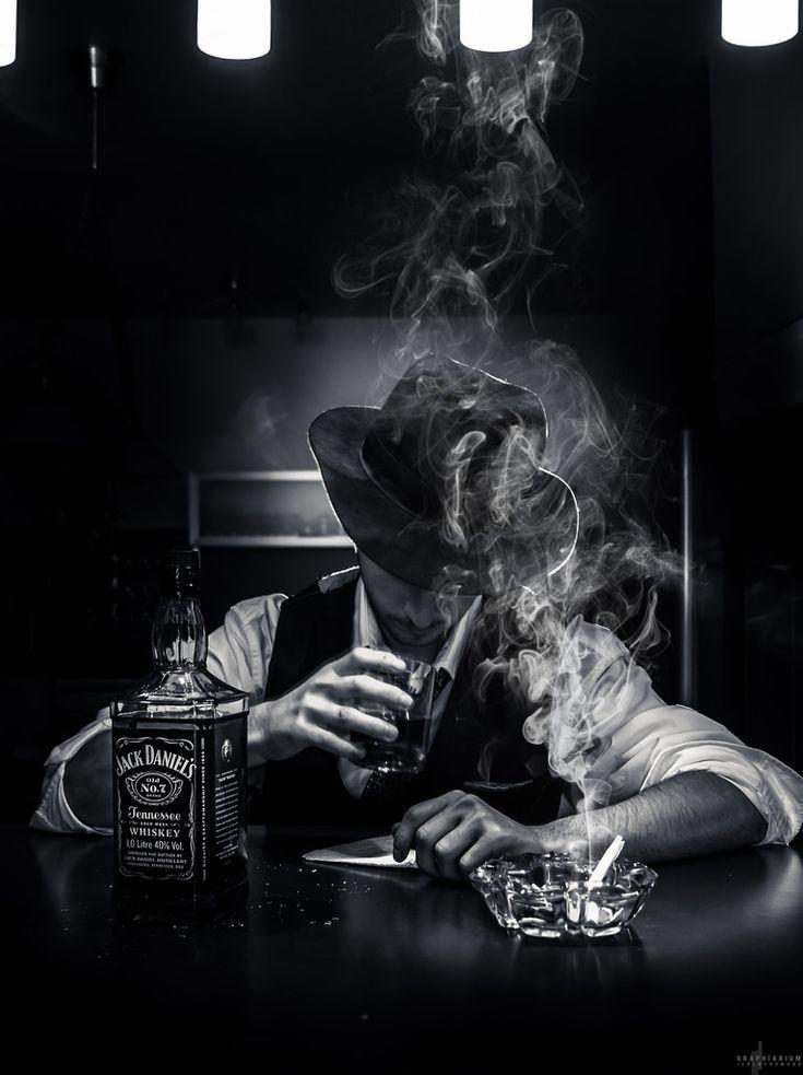 All Things Jack Daniel S Smoke Art Film Noir Photography Dark Photography Cool cigarette wallpaper images