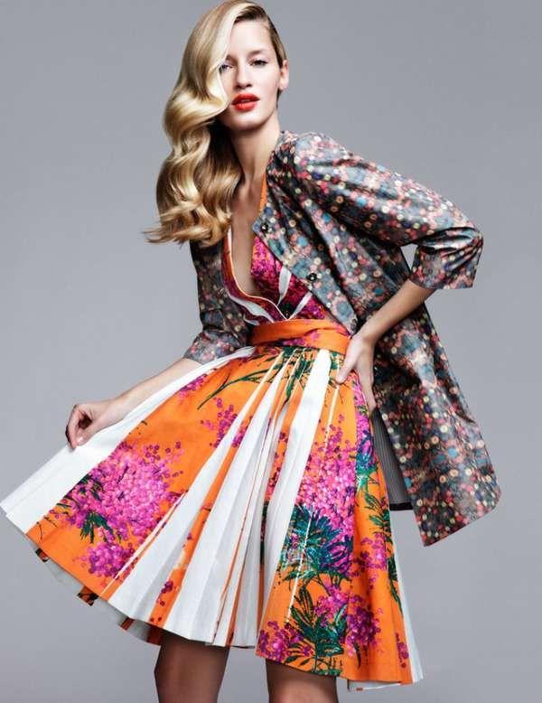 Fall 2013 Trend: The Artist #fashion #inspiration