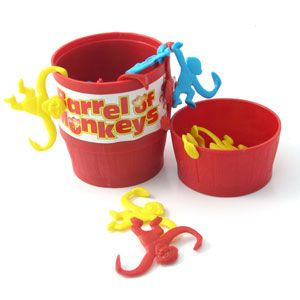 monkeys in a barrel - Google Search