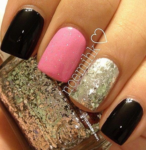 nails.quenalbertini: Nail art by noemihk