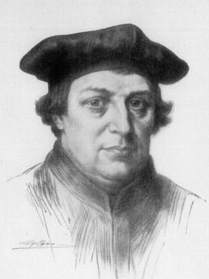 Feb 18, Martin Luther, renewer of the church, died 1546  Though he began his adult church life as a simple Augustinian monk, Luther challenged the abuses he saw in the church, and his work eventually led to the Protestant Reformation. Luther's accomplishments included liturgical reform, translation of the Bible, and creation of the Small and Large Catechisms.