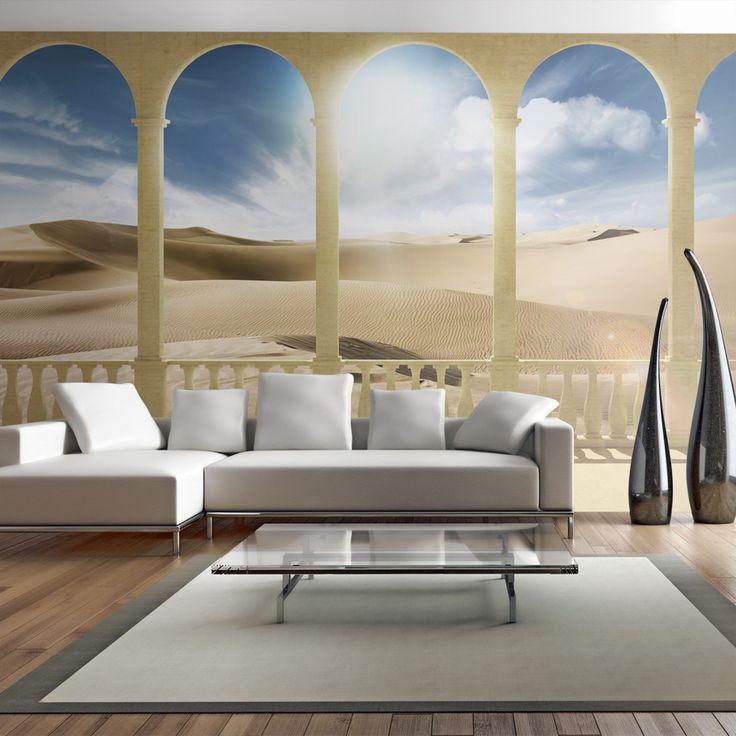 Votre intérieur est à 2 doigts de vous remercier  ---------------------------------------------------------------------  Papier Peint Dream About Sahara  à 107,43€  sur https://www.recollection.fr/papiers-peints-paysages-desert/8717-papier-peint-dream-about-sahara.html  #Désert #mobilier #deco #Artgeist #recollection #decointerior #interiordesign #design #home  ---------------------------------------------------------------------  Mobilier design et décoration intérieure…
