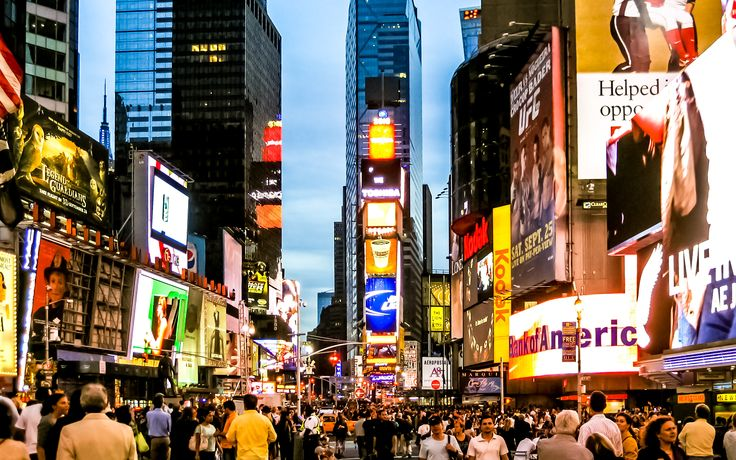Itinerary (5-days): New York New York .. An awesome itinerary for a few indulgent days of wandering around the financial hub of the U.S. of A.