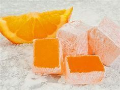 Her yerde yiyemiyeceğiniz ev yapımı portakallı lokum!