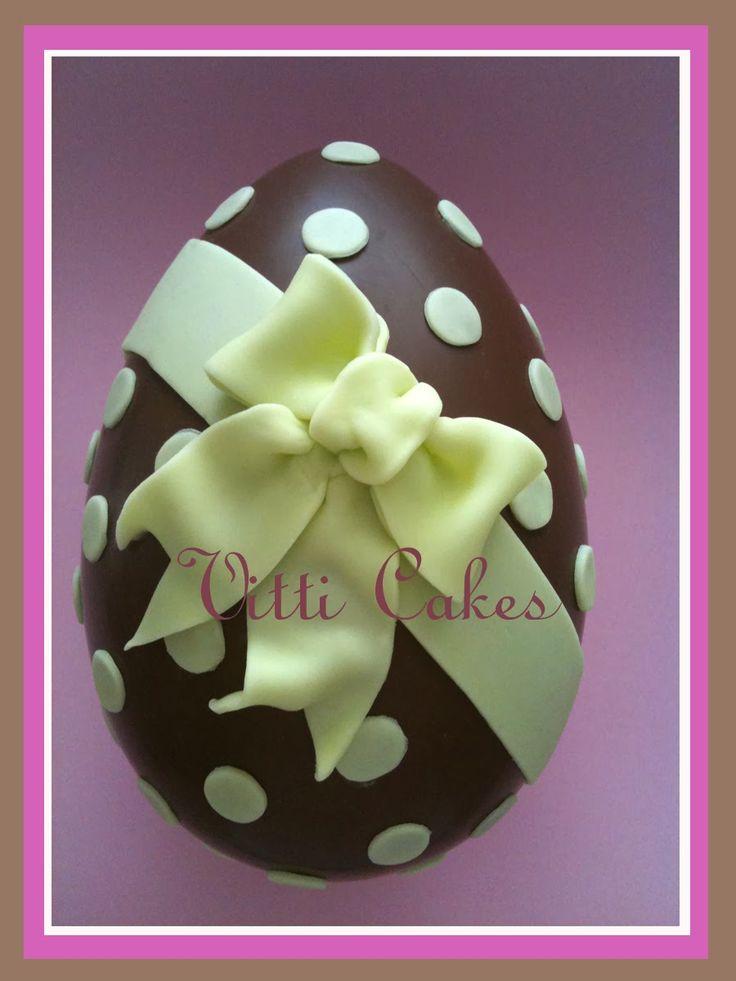 I Dolci di Vitti: Uova di Pasqua decorate