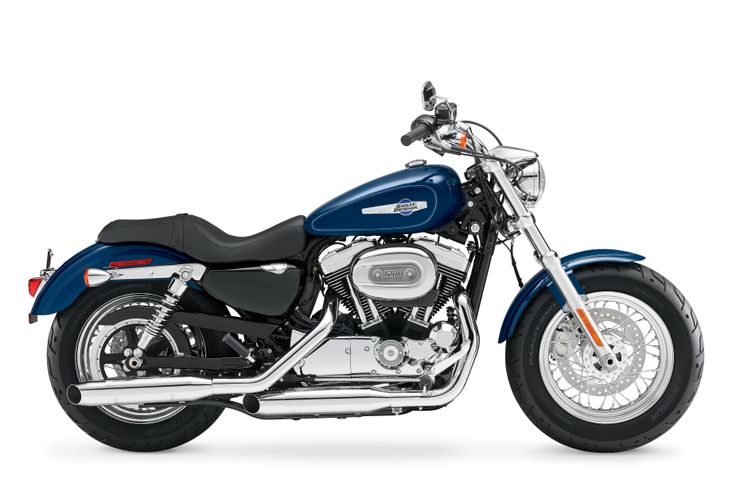 2014 HD Sportster 1200 Custom