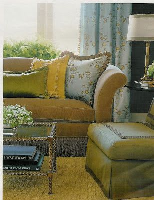 Images from Martha Stewart September 2008 issue This past Sunday morning while sitting in my living room, sipping a little hazelnut coff...