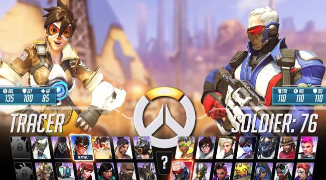 Overwatch Looks Great As A Fighting Game