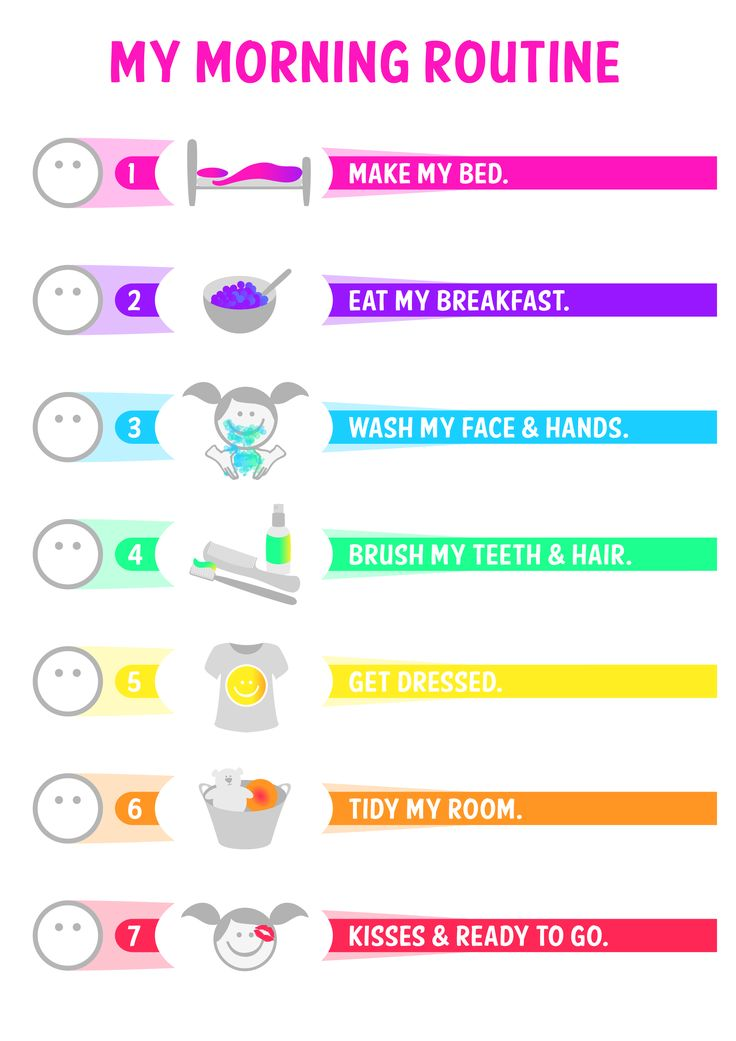 8 best printable charts for girls