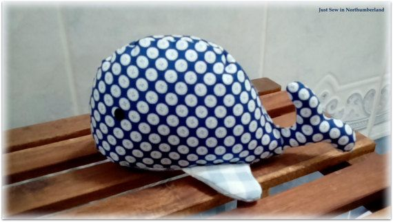 Colourful, gently curved and especially cute whales! These adorable whales are sure to be a hit in any bathroom .. or bedroom.  The measure approximately 20cms long by 9cms high.  If you would like them in a different colour, then please message me.  Catherine