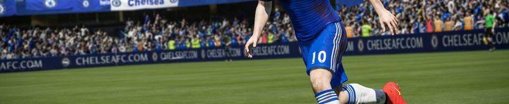 GAMEZIK » Eden Hazard aux côtés de Lionel Messi sur la jaquette de Fifa 15